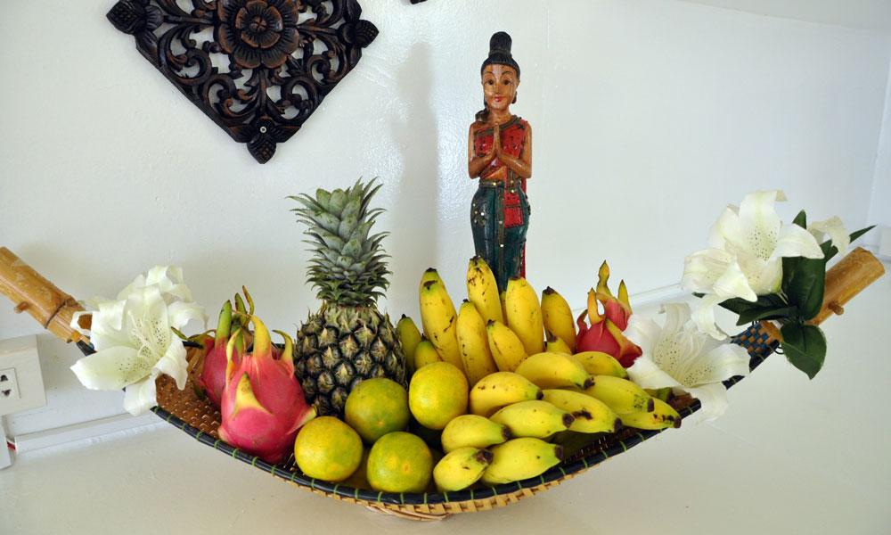 Das Schiff - Frisches Obst