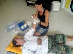 Erste Hilfe in Notfällen