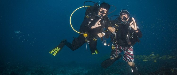 SSI course with Sea Turtle Divers in Khao Lak Thailand