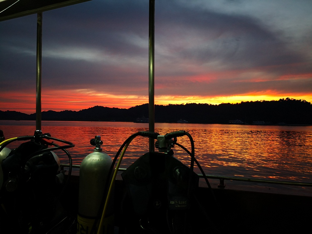 Sunsetdive